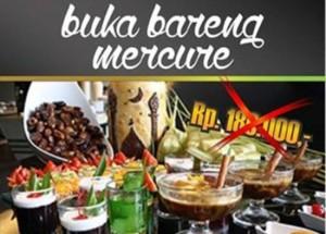 PAKET BUKA PUASA HOTEL MERCURE GRAND MIRAMA